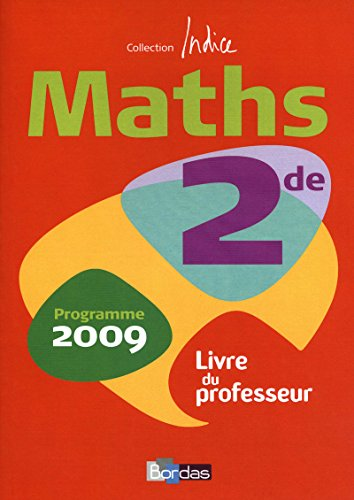 9782047327210: Maths 2e (French Edition)