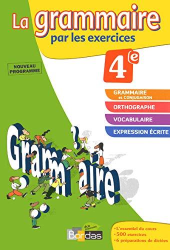 9782047327692: GRAMMAIRE PAR EXERCIC 4E 2011