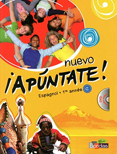 9782047327876: Espagnol 1re année Nuevo Apuntate ! A1-A2 (1DVD)