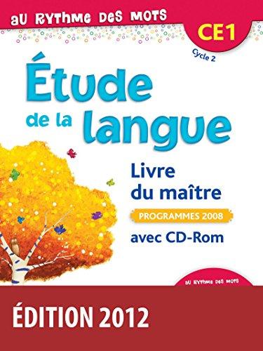 au rythme des mots ce1 - ldp 2012: Armelle Vautrot, Bordas, Fabienne Rubens, Hélène Terrat
