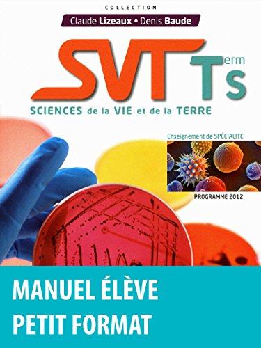 svt terminale s specialite manuel -petit format- 2012: Bordas, Claude Lizeaux