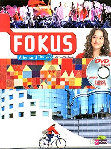 9782047329528: Fokus Tle · Manuel de l'élève avec DVD vidéo-audio (Éd. 2012)