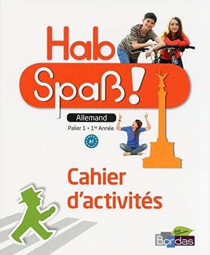 9782047330296: Hab Spa Allemand Niveau 1 - Cahier d'Activites