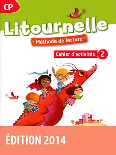 9782047330456: Litournelle CP Cahier d'activités n°2