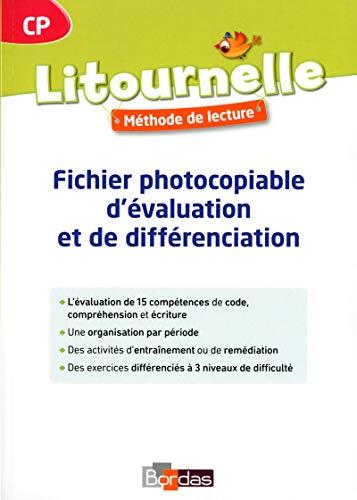 Litournelle CP Fichier d'évaluation / différenciation: Florence ...