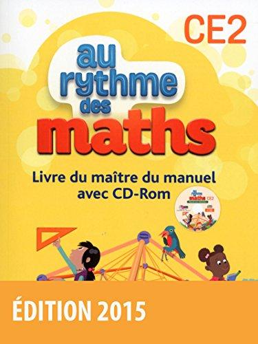 Au rythme des maths CE2 Livre du maître du manuel (Éd. 2015)