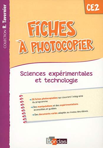 Fiches à photocopier Sciences expérimentales et technologie: André, Adeline/ Margotin-Passat,
