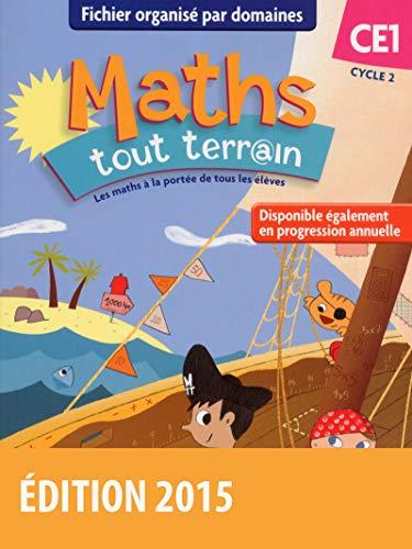 9782047331941: Maths tout terrain CE1 Fichier de l'élève organisé par domaines (éd.2015)