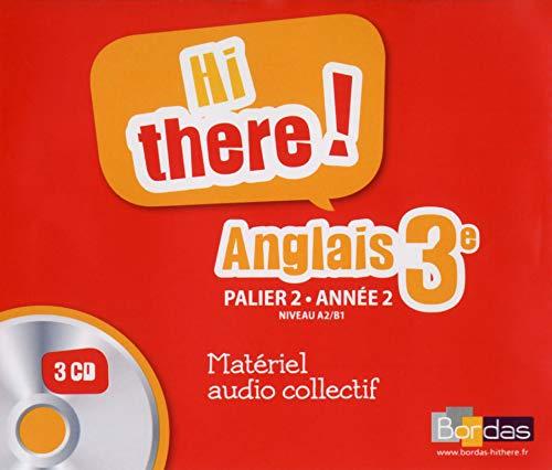 9782047332085: Hi there 3e * Coffret CD classe