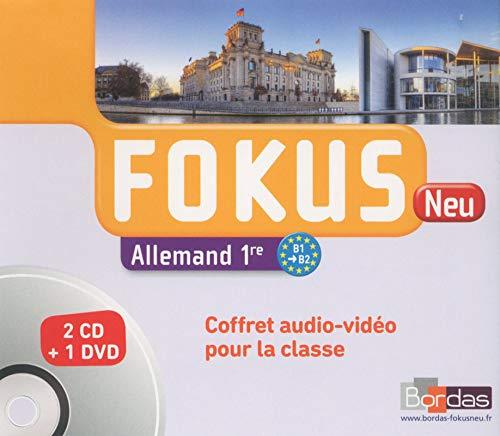 Fokus 1erer Audio Video Classe 2015: Collectif