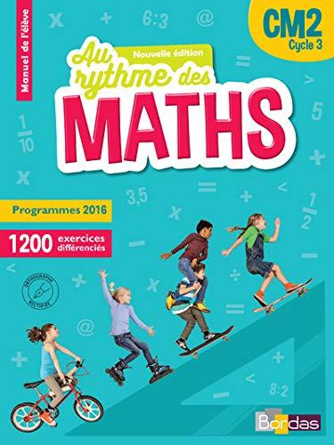 9782047333402: Au rythme des maths CM2