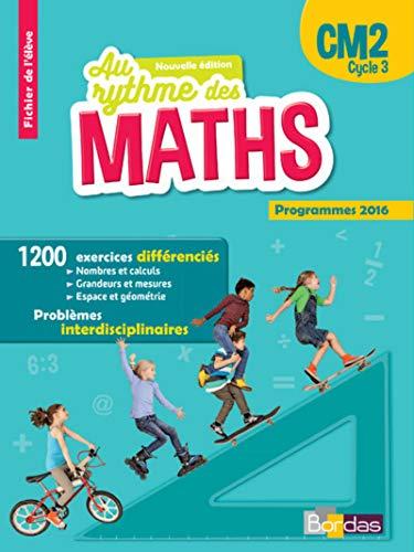 9782047333419: Au rythme des maths CM2
