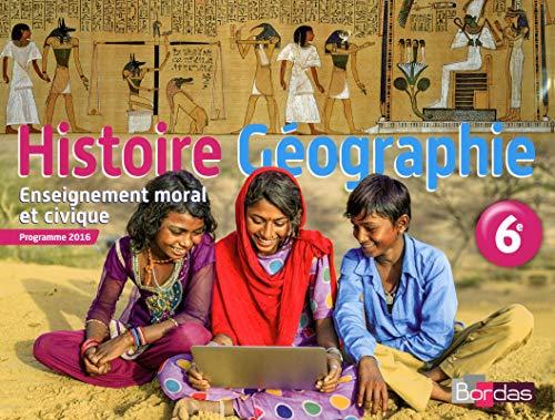 9782047333563 Histoire Geographie Education Civique 6e