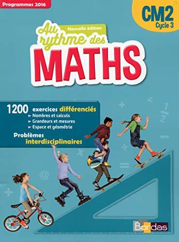 9782047334812: Au Rythme des maths CM2