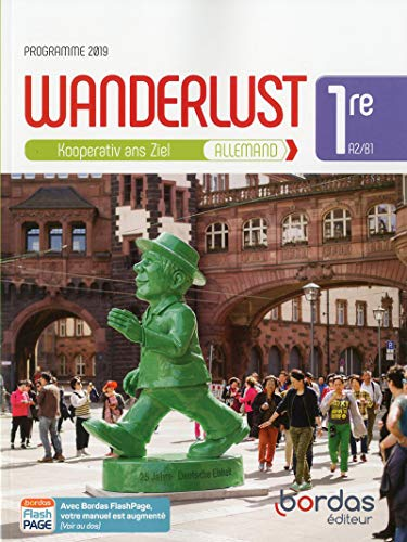 9782047336410: Wanderlust - Allemand 1re