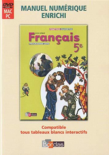 """""""français ; 5ème ; MVP ; tarif adoptant (édition 2010)"""""""