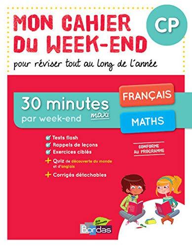 9782047350126: Mon cahier du week-end cp
