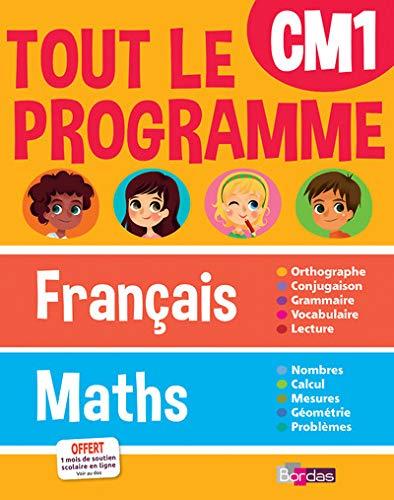 9782047352939: Tout le programme francais maths cm1