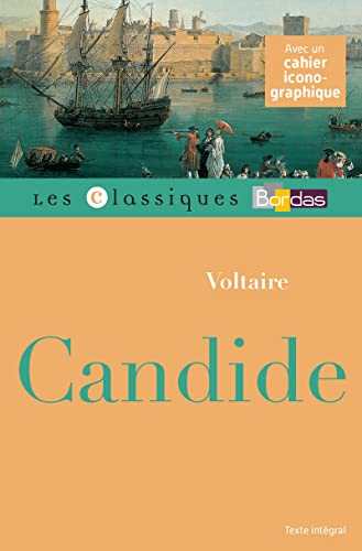 9782047355091: Candide (Classiques Bordas)