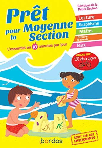 9782047357569: Prêt pour la MS – Cahier de vacances, révisions de la Petite Section (PS)