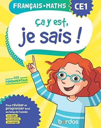 9782047358276: Ça y est, je sais ! Français Maths CE1 - Les fondamentaux