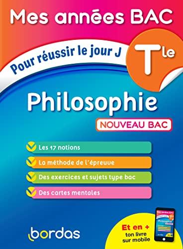 9782047358528: Mes Années BAC Cours-exercices - Philosophie Tle - Lycée général