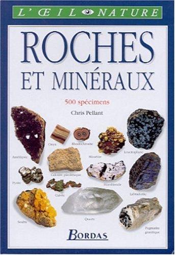 9782047600382: Roches et minéraux
