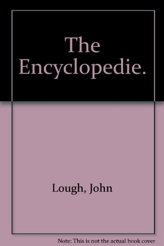 9782051010467: The Encyclopedie.