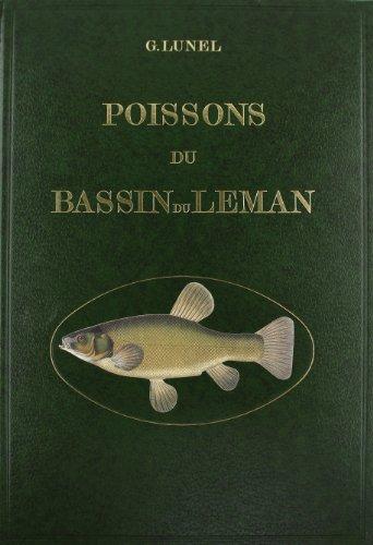 histoire naturelle des poissons du bassin du