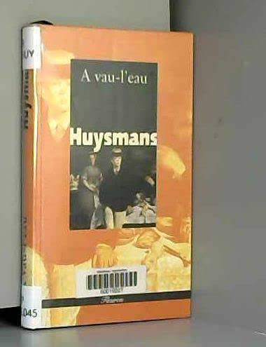 A VAU-L'EAU (Ed.Slatkine): Huysmans, Joris-Karl: