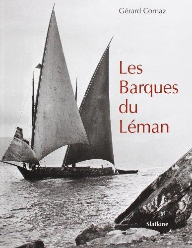 9782051016223: Les Barques du Leman.