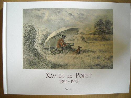 9782051018272: Xavier de Poret 1894-1975