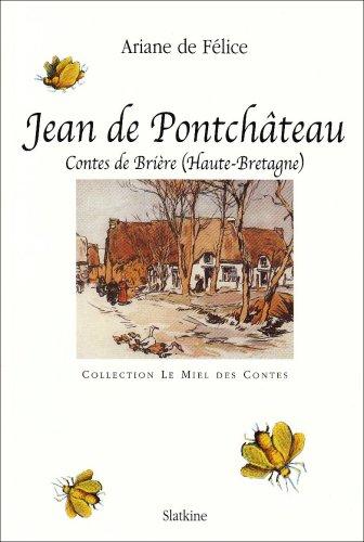 9782051018296: Jean de Pontchateau. Contes de Briere (Haute-Bretagne). (French Edition)