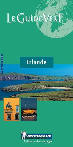 9782060000305: Michelin THE GREEN GUIDE Irlande, 3e