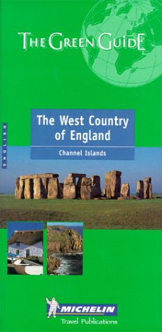 9782060000381: The west country of England (La guida verde)