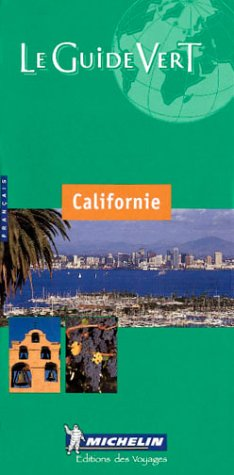 9782060000541: California (La guida verde)