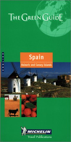 9782060000688: Michelin the Green Guide Spain, Balearic and Canary Islands