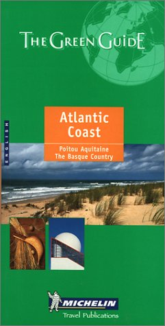 Michelin the Green Guide Atlantic Coast: Poitou,: N