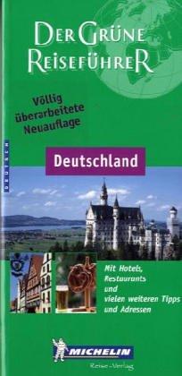 9782060002385: Deutschland (La guida verde)