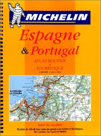 9782060002736: Carte routière : Espagne - Portugal, 460, 1/400000