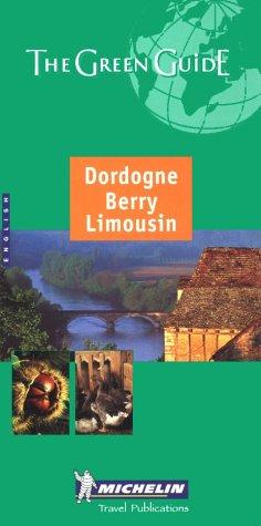 9782060008714: GF1.DORDOGNE (ENGL) (The Green Guide)