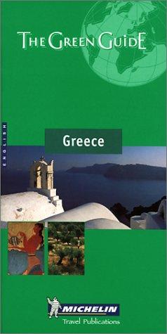 9782060008851: Greece (Michelin Green Guide Greece)