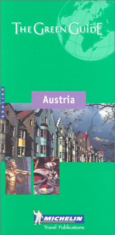 9782060008868: Austria Green Guide (Michelin Green Guides)