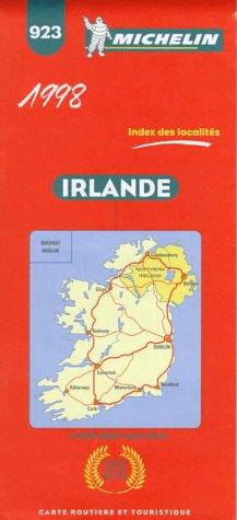 9782060009230: L'Irlande. Carte num�ro 923 (1/400000)