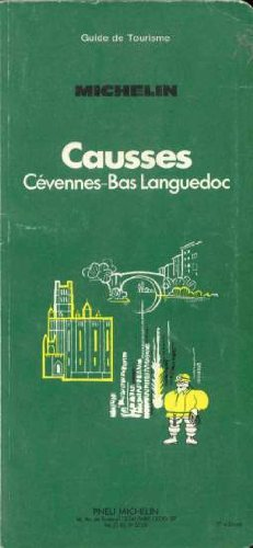 9782060031538: Michelin Green Guide: Causses (French Edition)