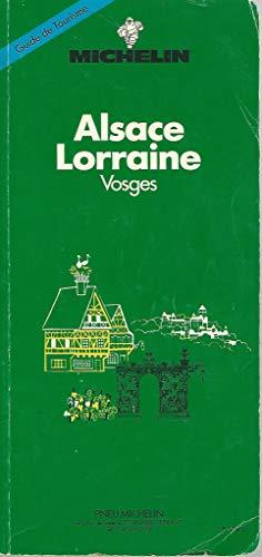 9782060037240 Michelin Green Guide Alsace Et Lorraine Abebooks Michelin Travel Publications 2060037247