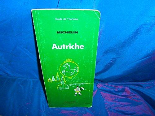 9782060050904: Autriche (Les Guides verts)