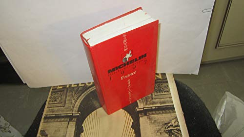 9782060064796: Michelin Red Guide: France (Michelin Red Hotel & Restaurant Guides)