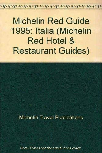 michelin green guide canada 1995
