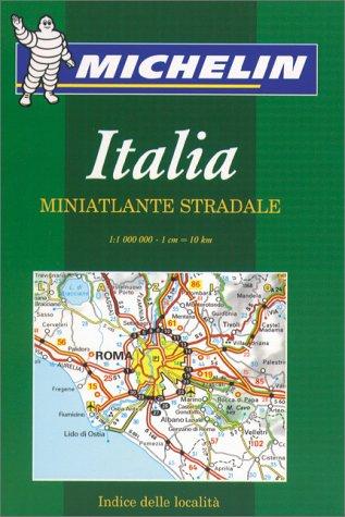 9782060097015: Michelin Italy Mini-Spiral Atlas No. 97 (Michelin Maps & Atlases)